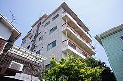 平田マンション[3階]の外観