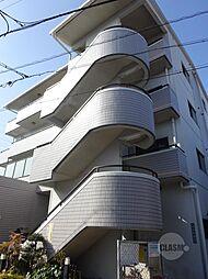 K グレースコート[4階]の外観