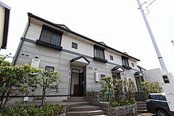 [テラスハウス] 愛知県名古屋市名東区高針台1丁目 の賃貸【/】の外観