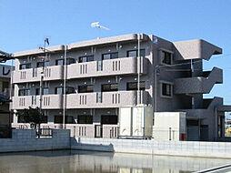 愛媛県松山市馬木町の賃貸マンションの外観
