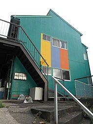 長崎県長崎市泉3丁目の賃貸アパートの外観