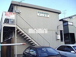 シティハイムサン安井[1階]の外観