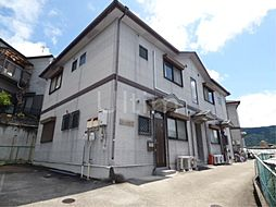 京都府京都市伏見区小栗栖小阪町の賃貸アパートの外観