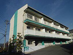 長野県諏訪市大字湖南の賃貸アパートの外観