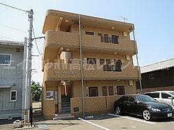 香川県高松市松並町の賃貸マンションの外観