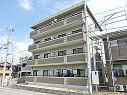 滋賀県湖南市平松北1丁目の賃貸マンションの外観