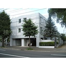 北海道札幌市中央区南四条西18丁目の賃貸マンションの外観