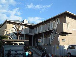 キャンパス本多聞[1階]の外観