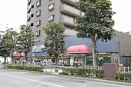 スーパースーパーヤマザキ 東久留米西口店まで428m