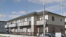 兵庫県西宮市高木西町の賃貸アパートの外観
