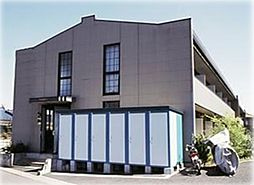 モトヤシキ西[2階]の外観