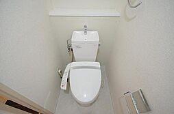 フォレシティ栄のシャワー付トイレ(イメージ)