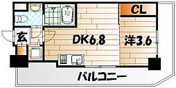 No.71オリエントトラストタワ-[29階]の間取り