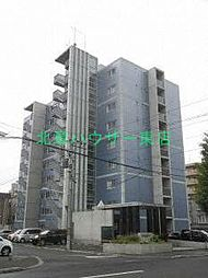 北海道札幌市東区北三十二条東16丁目の賃貸マンションの外観