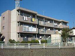長谷川マンション1[1階]の外観