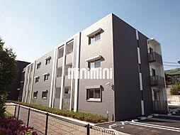 愛知県岡崎市小呂町字ミタライの賃貸マンションの外観