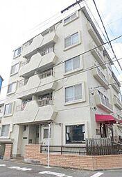 東京都目黒区八雲5丁目の賃貸マンションの外観