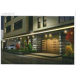 仮)東区泉三丁目計画[10階]の外観
