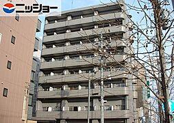 レジデンスふくざわII[5階]の外観