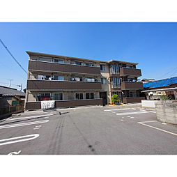 奈良県奈良市大安寺7丁目の賃貸アパートの外観