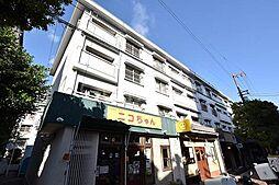 関目コーポB棟[3階]の外観
