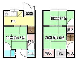 出町柳駅 1,680万円