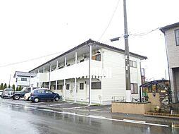 宝積寺コーポ[1階]の外観
