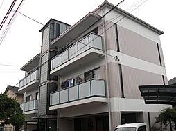 大阪府高槻市高西町の賃貸マンションの外観
