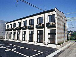 埼玉県さいたま市北区土呂町1丁目の賃貸アパートの外観