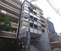 京都府京都市中京区両替町通三条上る柿本町の賃貸マンションの外観