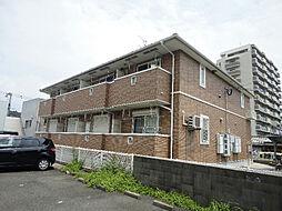福岡県北九州市八幡東区荒生田1丁目の賃貸アパートの外観
