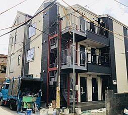 ベイルーム吉野町[2階]の外観