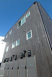 東京都板橋区前野町3丁目の賃貸アパートの外観
