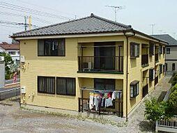 千葉県流山市南流山の賃貸アパートの外観