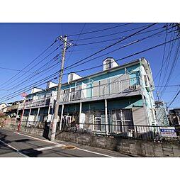 リバーサイド堀井A[102号室]の外観