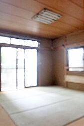 中野区南台2丁目 建物2棟(借地権付き売家) 4DKの内装