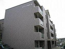 メゾンパルテール[3階]の外観