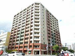 北海道札幌市中央区北五条西11丁目の賃貸マンションの外観