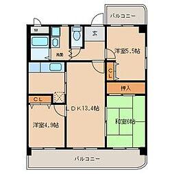 名鉄一宮駅 5.5万円