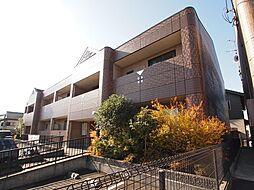 奈良県北葛城郡広陵町馬見北7丁目の賃貸マンションの外観