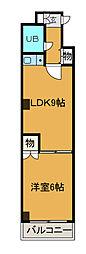 ライオンズマンション相模台第2[2階]の間取り