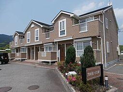 和歌山県橋本市野の賃貸アパートの外観