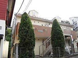 神奈川県横浜市港南区港南3丁目の賃貸アパートの外観