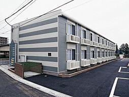 埼玉県入間郡毛呂山町平山1丁目の賃貸アパートの外観