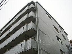 大阪府大阪市城東区諏訪3丁目の賃貸マンションの外観