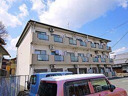 ラ・カーサ東生駒[1階]の外観