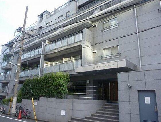 渋谷区南平台町に佇むヴィンテージマンションです。