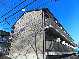 プロムナード中浦和[2階]の外観