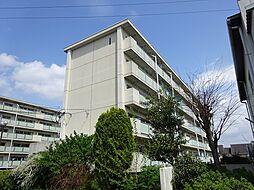 ビレッジハウス吉井II 1号棟[2階]の外観