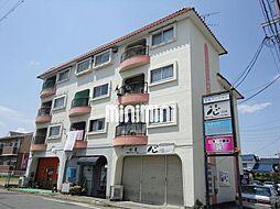 西垣マンション[3階]の外観